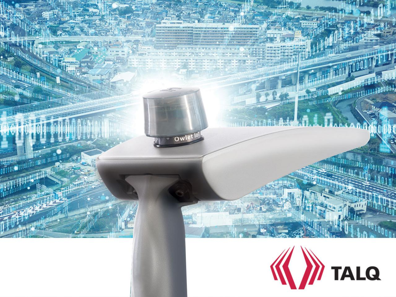 Schréder Owlet IoT is certified TALQ2